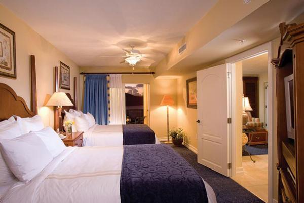 Luxury resort vacation rental villas westin maui kauai - Marriott aruba surf club 2 bedroom villa ...