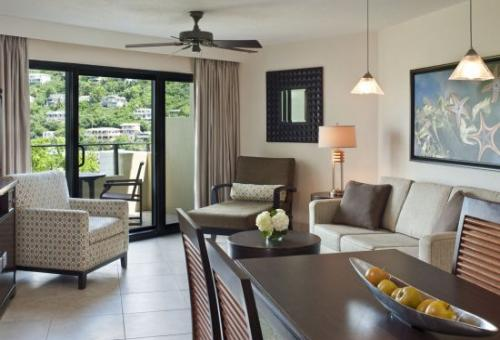 Westin St John one bedroom condo rentals and sales