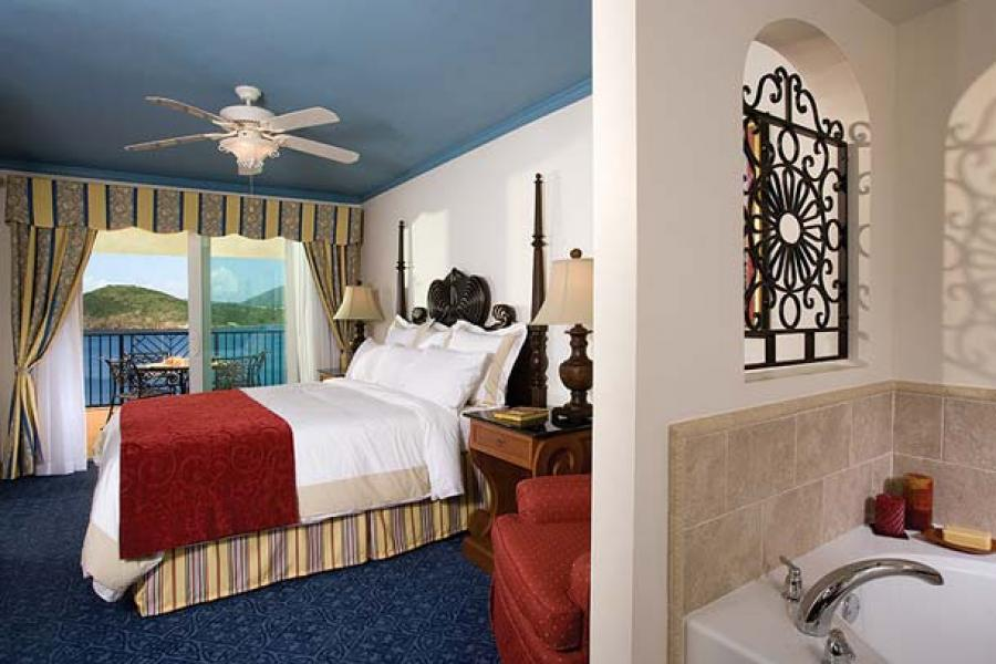 Marriott St. Thomas Resort three bedroom condo rentals and sales