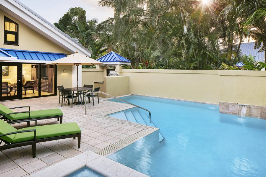 Westin St John three bedroom villa rentals and sales